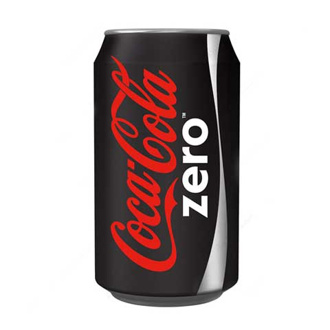 Beverages, THE COCA-COLA COMPANY, NOS Zero, energy drink, sugar-free with guarana, fortified with vitamins B6 and B12