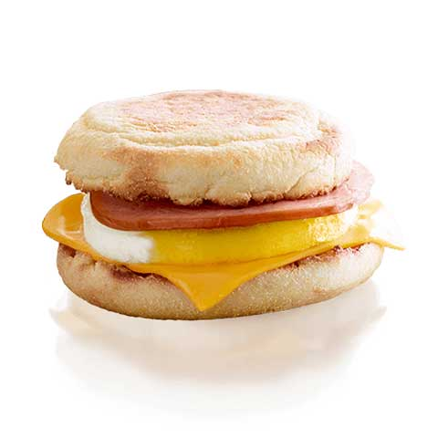 McDONALD'S, Egg McMUFFIN
