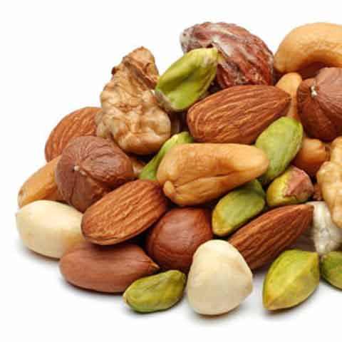 Nut and Seed Products